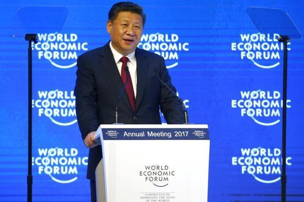 In the news: President Xi promotes global trade at Davos, U.S. companies feel more unwelcome in China and the PBOC looks into bitcoin