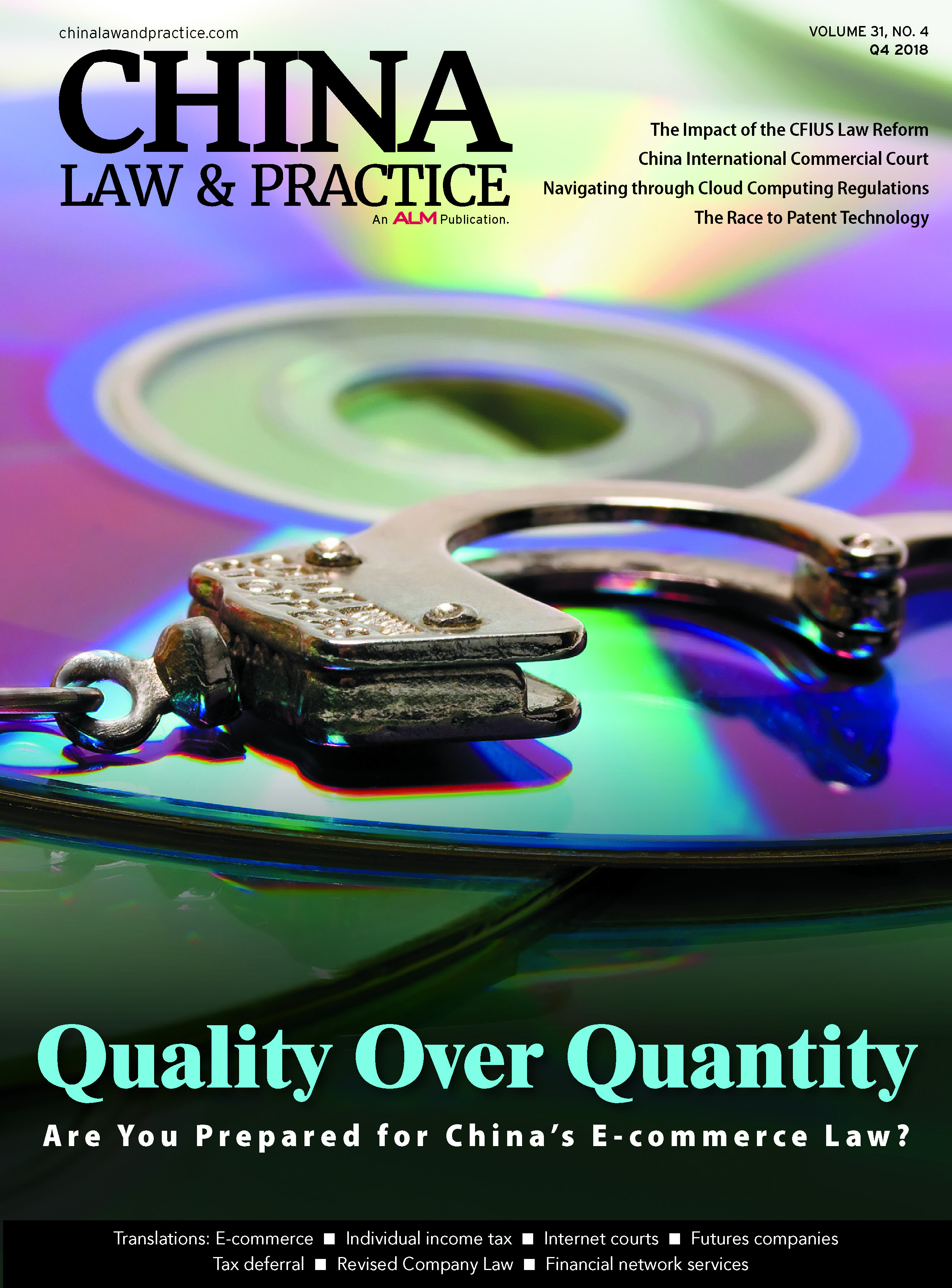 China Law & Practice New Issue Alert